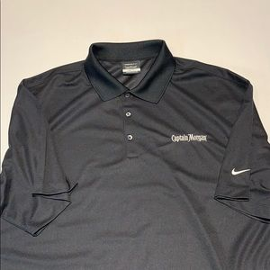 Men's Nike Golf Dri-Fit x Captain Morgan Polo (XL)